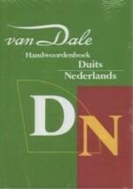 Van Dale handwoordenboek Duits-Nederlands