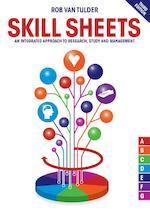 Skill Sheets, 3rd edition - Rob van Tulder (ISBN 9789043033503)