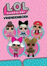 L.O.L. Surprise! Vriendenboek (ISBN 9789047805342)