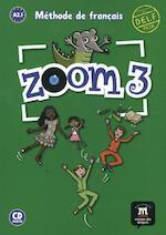Zoom 3, Livre de l'élève + CD (ISBN 9788416657995)