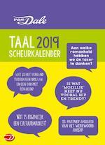 Van Dale Taalscheurkalender 2019 - Ton den Boon (ISBN 9789460774416)
