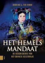 Het Hemels Mandaat - Barend ter Haar (ISBN 9789463727402)