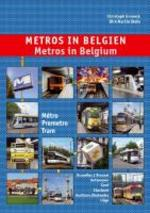 Metros in Belgien - Christoph Groneck (ISBN 9783936573268)