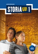 Storia GO! 1 - Katleen Dillen, Gorik Goris (ISBN 9789030655008)