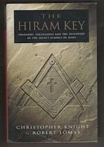 The Hiram key - Christopher Knight, Robert Lomas (ISBN 9780712685795)