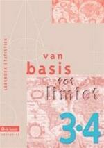 Van basis tot limiet 3/4 - aso - leerboek statistiek - Philip e.a. Bogaert (ISBN 9789059580435)