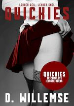 Quickies: de complete eerste reeks - D. Willemse (ISBN 9789492638557)