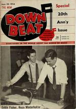 Down Beat Special 20th Anniversary Issue