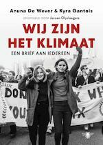 Wij zijn het klimaat - Anuna De Wever (ISBN 9789403168708)