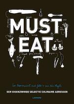 Must eat - Luc Hoornaert (ISBN 9789401409384)