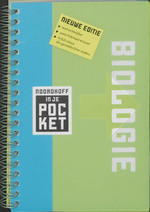 Noordhoff Biologie in je pocket - Jan Theo Boer, Jan Theo Boer (ISBN 9789001780166)