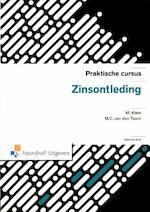Praktische cursus zinsontleding - M. Klein, M.C. van den Toorn (ISBN 9789001794866)