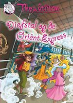 Diefstal op de Oriënt Express - Thea Stilton