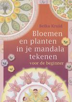 Bloemen en planten in je mandala tekenen voor de beginner - Beika Kruid (ISBN 9789077247341)