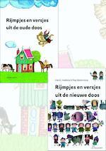 Rijmpjes en versjes - Omnibus - Simon Abramsz, Bert Bouman, Han G. Hoekstra, Fiep Westendorp (ISBN 9789029090841)