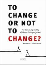 To change or not to change?