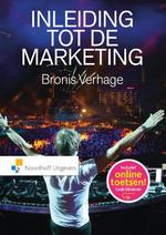 Inleiding tot de marketing - Bronis Verhage (ISBN 9789001797096)