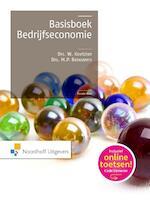 Basisboek bedrijfseconomie - Wim Koetzier, Wim Koetzier, Rien Brouwers (ISBN 9789001829544)