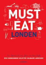 Must Eat Londen - Luc Hoornaert, Kris Vlegels (ISBN 9789401424813)
