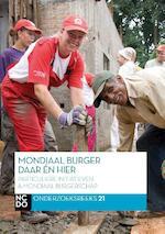 Mondiaal burger hier en daar - Christine Plaisier, Lau Schulpen (ISBN 9789074612555)