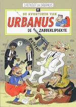 De zabberlipgekte - Willy Linthout, Urbanus (ISBN 9789002211546)