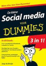 De kleine social media voor Dummies - Jaap de Bruijn (ISBN 9789043026611)