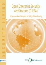 Open Enterprise Security Architecture (O-ESA) (ISBN 9789087536732)