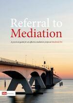 Referral to mediation - Machteld Pel (ISBN 9789012386104)