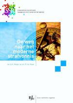 De weg naar het moderne strafvonnis - Rob ter Haar (ISBN 9789462743960)