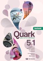 Quark 5.1 - leerboek - Jacky Hellemans, Geneviève Janssens, Nele Vandamme, Jo Vanhaecht (ISBN 9789045549255)