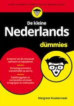 De kleine Nederlands voor Dummies - Margreet Kwakernaak (ISBN 9789045351476)