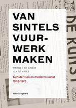 Van sintels vuurwerk maken - Marijke de Groot, Jan de Vries (ISBN 9789462081376)