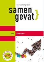 Samengevat VWO Economie - J.P.M. Blaas (ISBN 9789006107227)