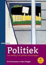 Politiek - Kris Deschouwer, Marc Hooghe (ISBN 9789059317024)