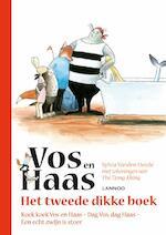 Het tweede dikke boek van Vos en Haas - Sylvia Vanden Heede, Thé Tjong-Khing (ISBN 9789401440394)