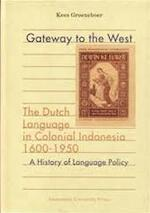 Gateway to the West - Kees Groeneboer (ISBN 9789053563236)
