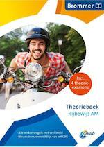 Theorieboek Rijbewijs AM - Brommer - ANWB (ISBN 9789018042202)