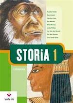 Storia 1 - Paul De Volder E.a. (ISBN 9789030637394)