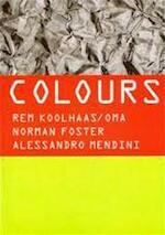 Colours - R. Koolhaas, N. / Mendini Foster (ISBN 9789074265157)