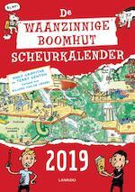 De waanzinnige scheurkalender 2019 - Andy Griffiths, Terry Denton (ISBN 9789401450218)