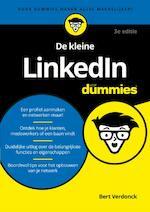 De kleine LinkedIn voor Dummies - Bert Verdonck (ISBN 9789045354903)