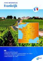 Wegenatlas Frankrijk (ISBN 9789018043094)