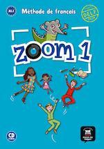 Zoom 1 – Livre de l'élève + CD (ISBN 9788416657513)