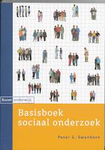 Basisboek sociaal onderzoek - P.G. Swanborn (ISBN 9789053527535)
