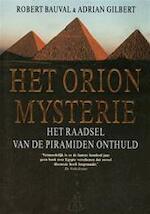 Het Orion mysterie - Robert Bauval, Amp, A. Gilbert (ISBN 9789026961304)