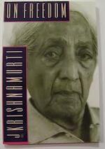 On Freedom - Jiddu Krishnamurti (ISBN 9780062505354)
