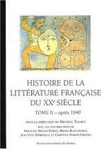 Histoire de la littérature française du XXe siècle