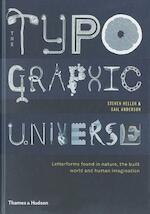 Typographic Universe - Steven Heller (ISBN 9780500241455)