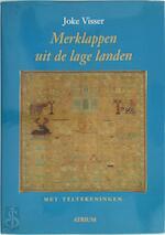 Merklappen uit de lage landen - Joke Visser (ISBN 9789061136897)