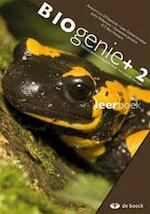 Biogenie+ 2 - leerboek - Luc D'Haeninck, Leen Dekeersmaeker, Jacky Hellemans, Geneviève Janssens, Bart Vanopré (ISBN 9789045536897)